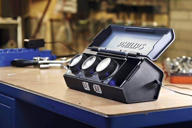 Tävling! Vinn arbetslampor från Philips!