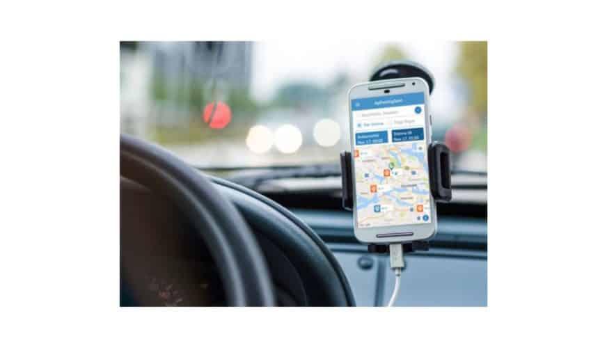 Din smartphone vet var du ska parkera