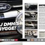 Följ DMH:s bilbygge