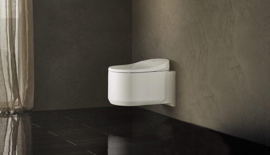 WC för papperslösa