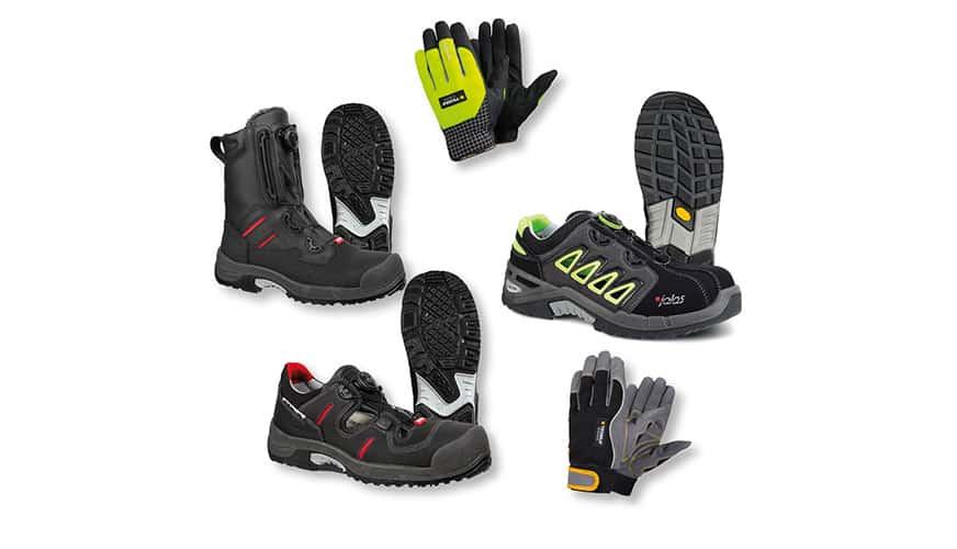 Tävling! Vinn ett kit med skor och handskar från Ejendals/Jalas!