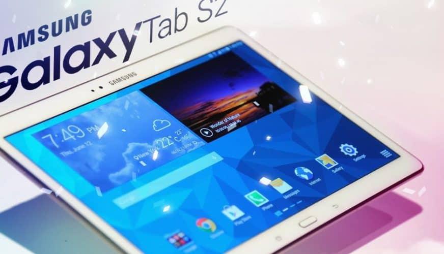 """Tävling! Vinn en Surfplatta """"Samsung Galaxy Tab S2"""""""
