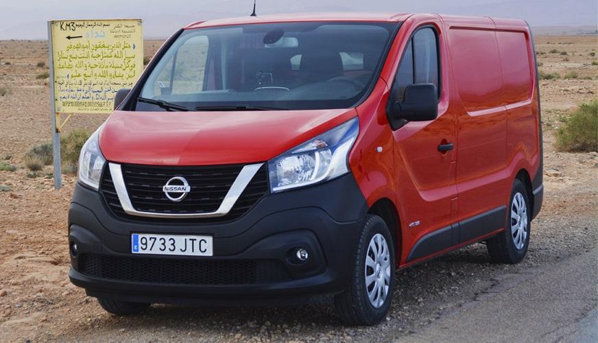 Ny Nissan tillverkad av Renault