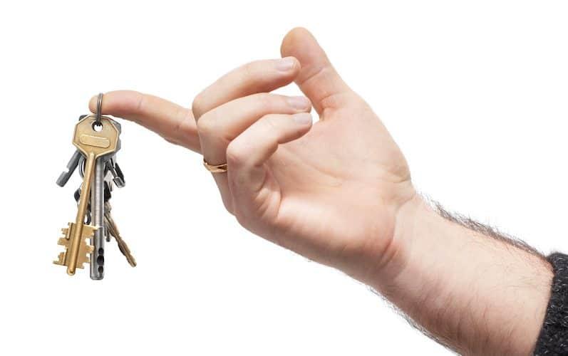 Nycklar på drift – en dyr historia
