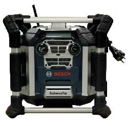 DMH snabbtestar Bosch stereo