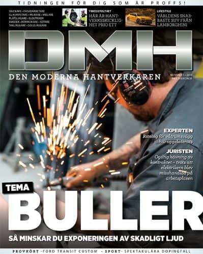 Innehåll DMH 1-2018