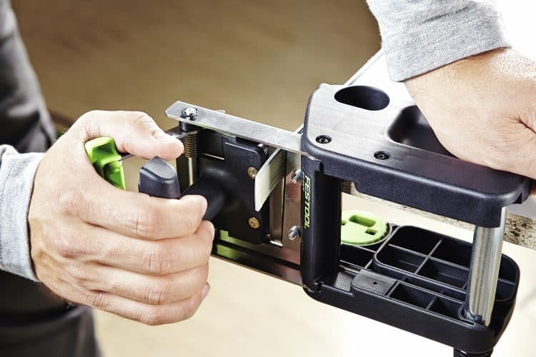 Festool demonstration