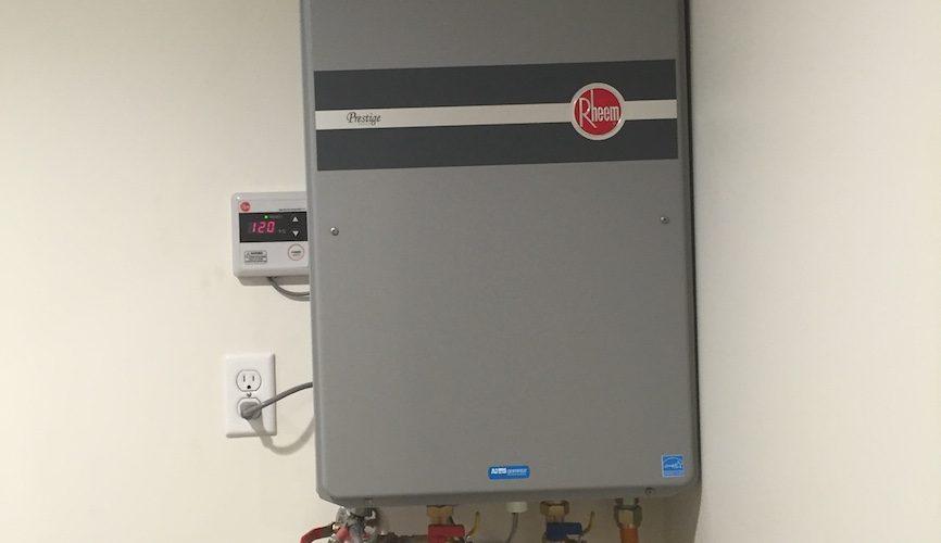 Skärpta energikrav på flera VVS-produkter