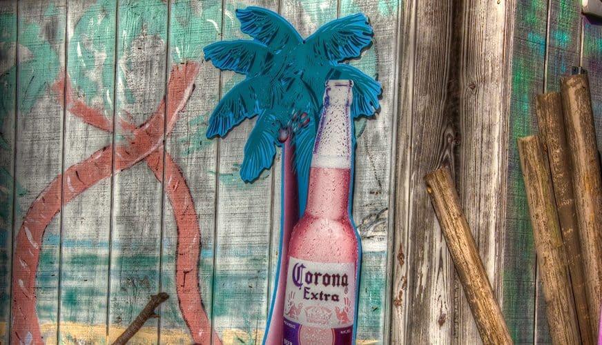 Dryck: Corona