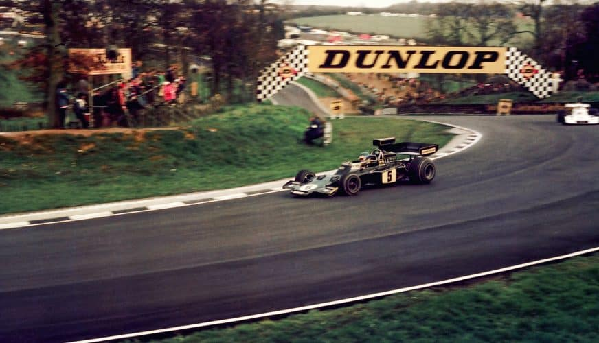 Ronnie Peterson – asfaltens konung