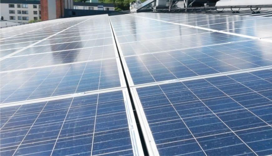 Slutförandedatumet för solcellsstöd förlängs