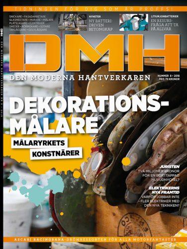 Innehåll DMH 8-2018