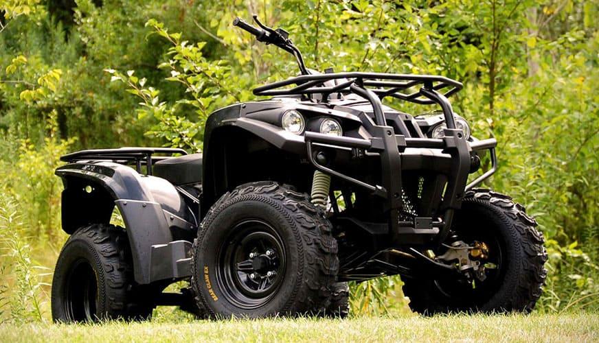 Eldriven ATV