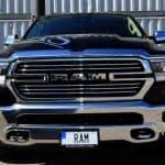 Provkört Dodge RAM 1500