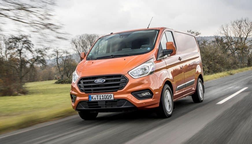 Provkört Ford Transit Custom  – nya Custom har fått ett rejält lyft