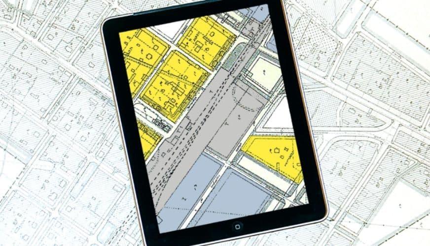 Digitaliserade detaljplaner