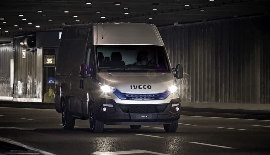 Provkört: Iveco Daily Blue Power – Van of The Year 2018