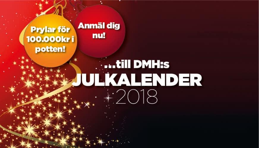 Julkalender 2018!