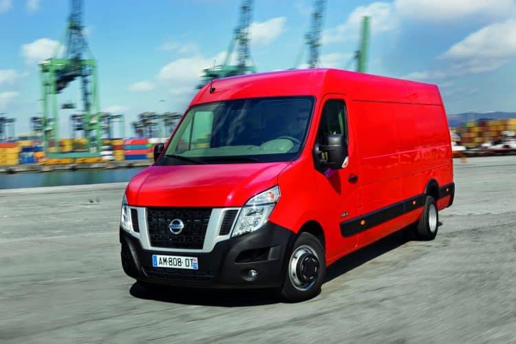 DMH Provkör Nissan NV400 1-2012