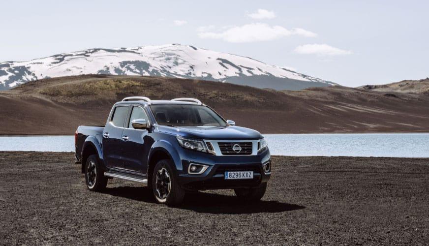 Nissan Navara, följsam pickup i extrem terräng
