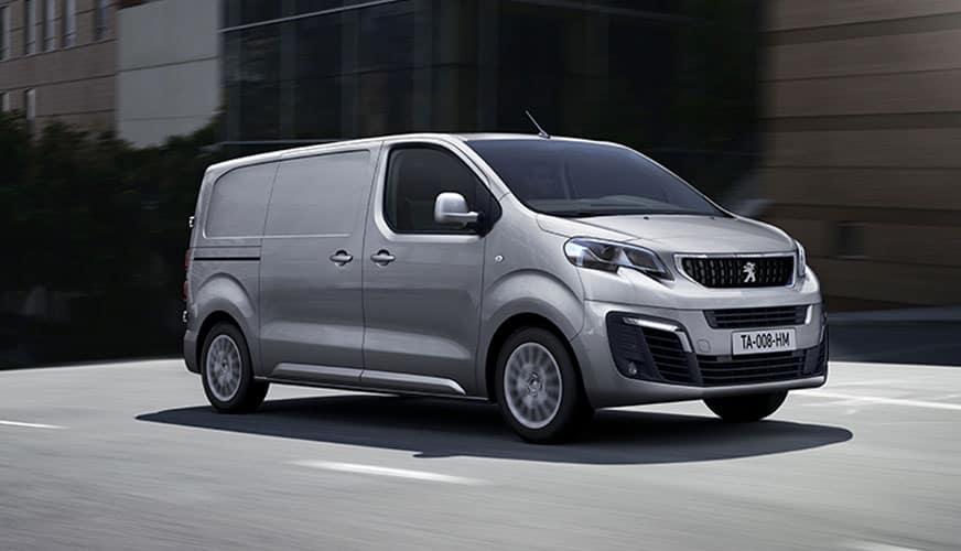 DMH provkör Peugeot Expert/Citroën Jumpy