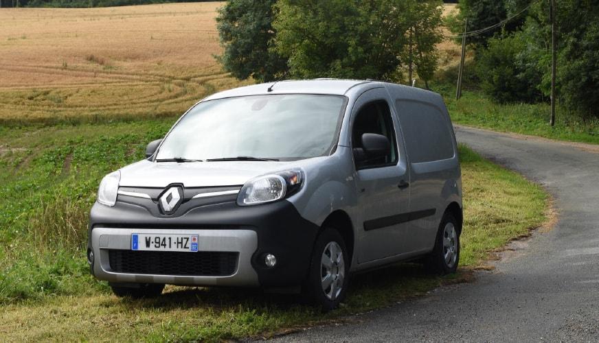 Provkört Renault Kangoo Z.E. – längst körsträcka av alla eldrivna transportbilar