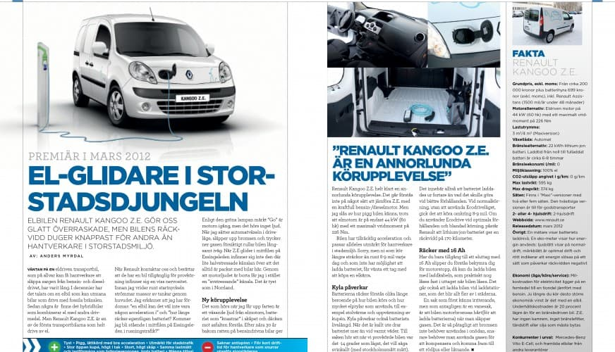 Renault Z.E 2-2012
