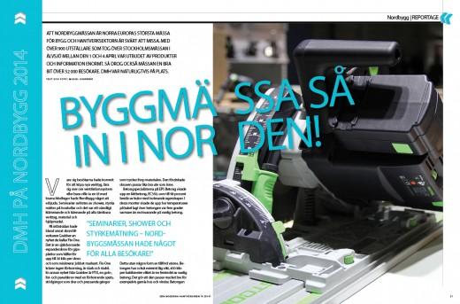 Reportage Nordbygg 4-2014
