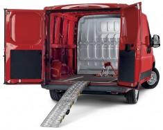 Ducatos skåp finns från 8-17 kubikmeter