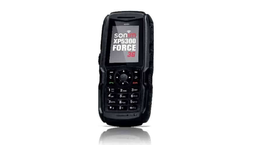 Tuff 3G-telefon