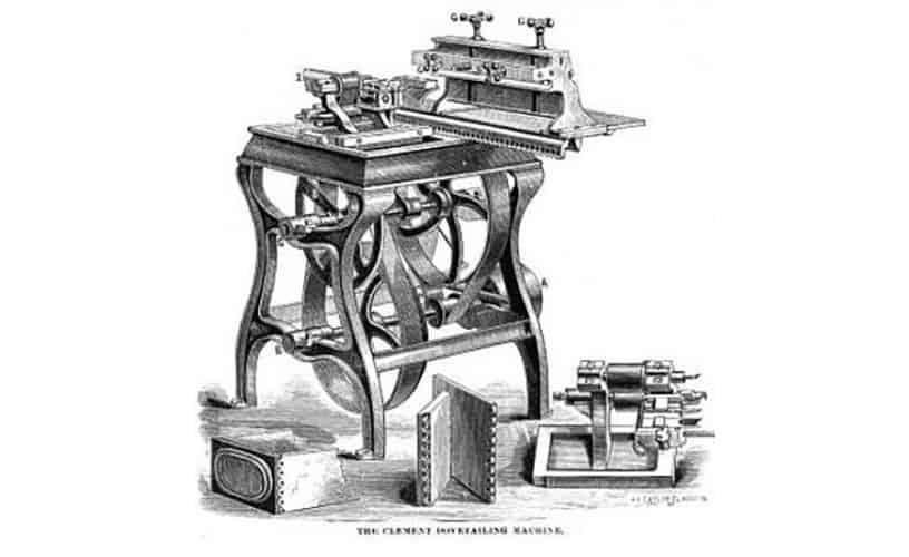 Trotjänaren: Fräsmaskinen