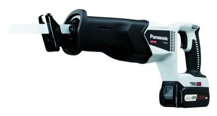 DMH testar Panasonic tigersåg EY45A1