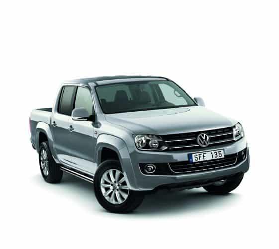 DMH Provkör Volkswagen Amarok