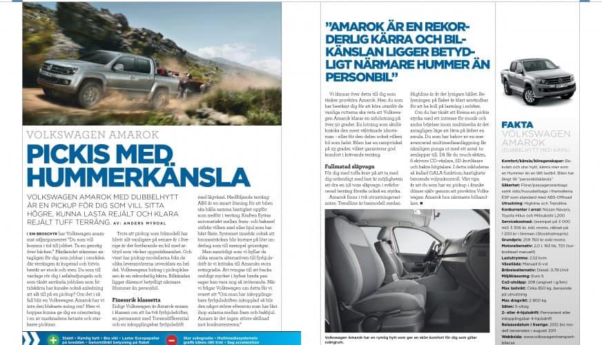 VW Amarok 2-2012