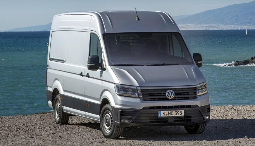 Nya Crafter är 100 procent Volkswagen