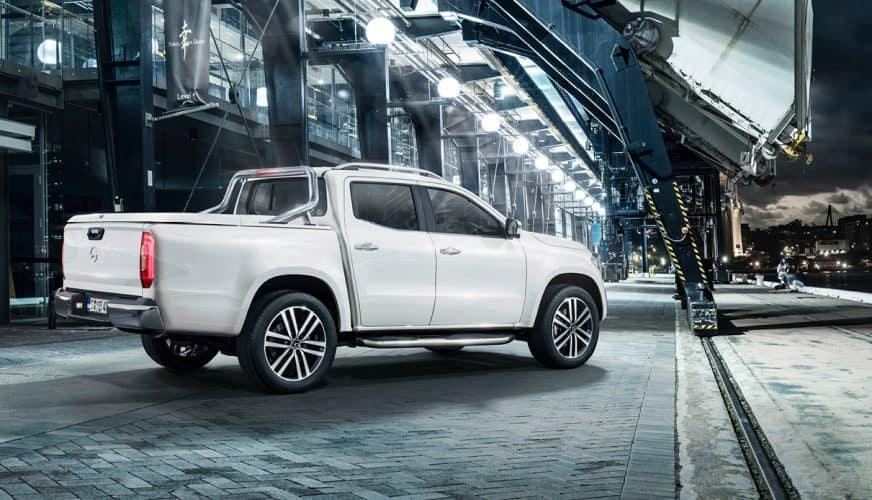 Provkört Mercedes-Benz X-Klass – en pickup för finsmakare