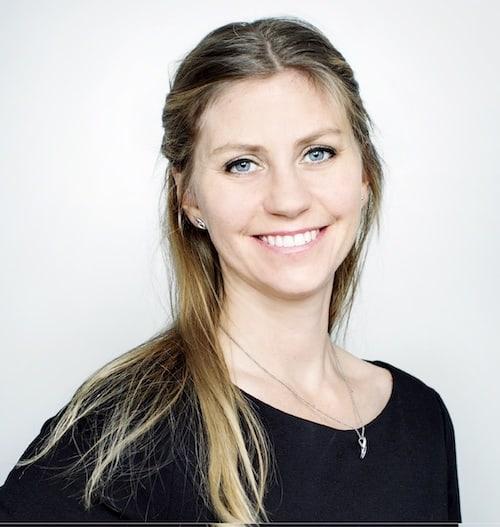 Maria Andersson, entreprenadjurist på Stockholm Byggmästareförening.