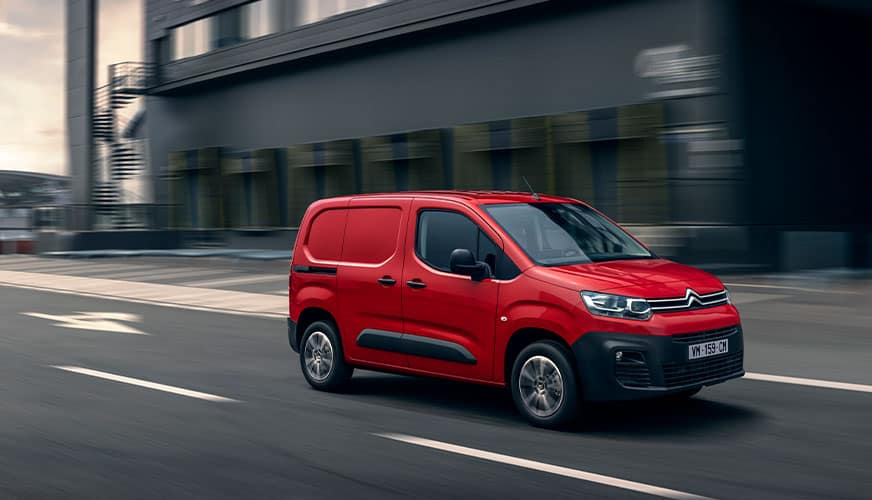 Nya Citroën Berlingo, en mästarbil i lilla klassen