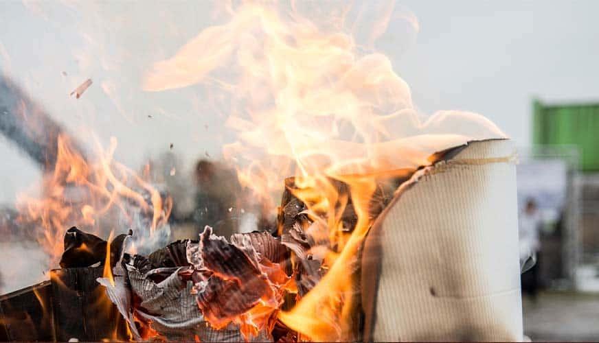 Skatt på avfallsförbränning införs nästa år