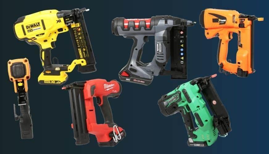 Test av gas/batteridrivna dyckertpistoler