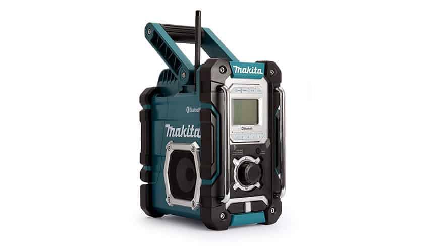 Vinn en Byggradio från Makita