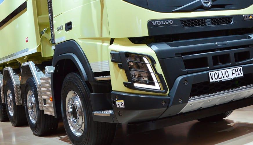 Lastbil söker förare