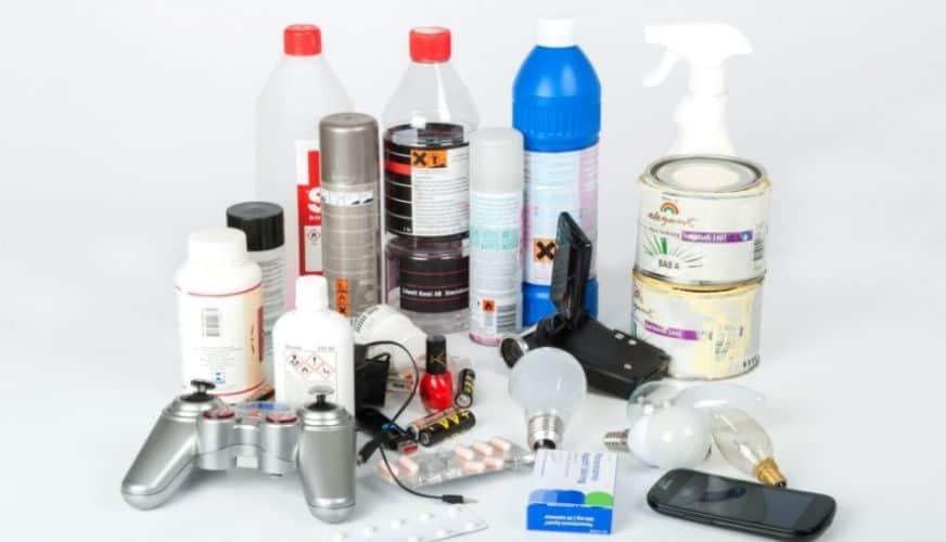 Lättnader i rapportering av farligt avfall