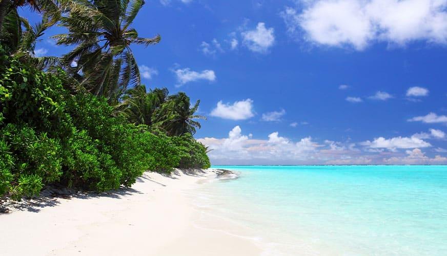 En vecka på Maldiverna för 7 000 kr?