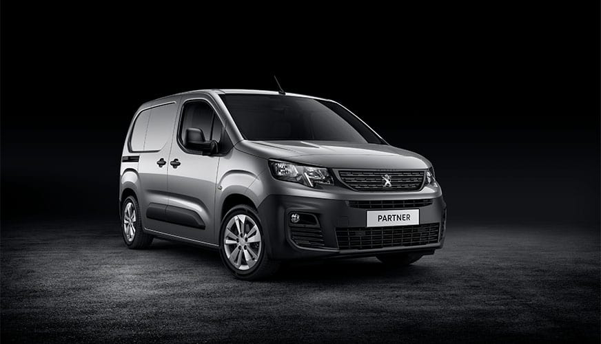Provkört Peugeot Partner