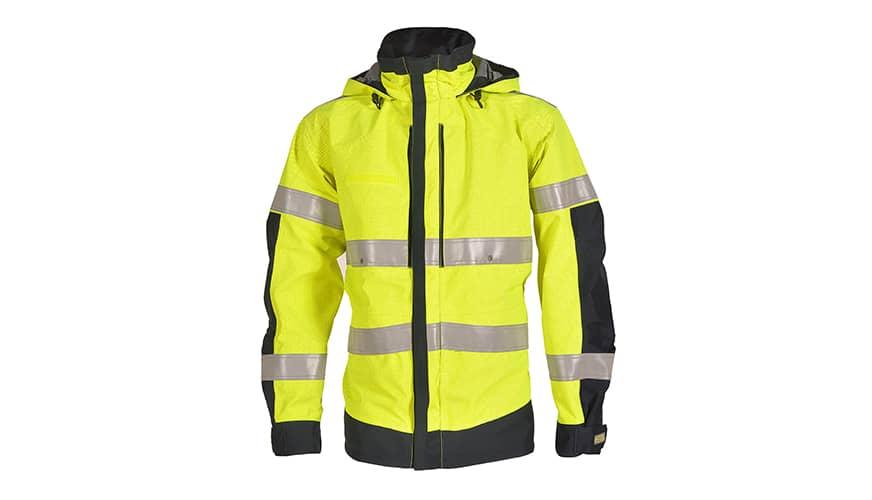 Lätta ljusbågsskyddade kläder