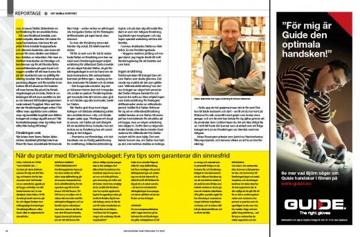 reportage försäkrad 10-2009