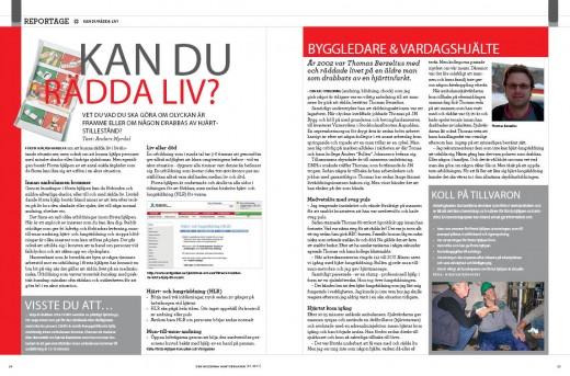 reportage rädda liv 1-2011