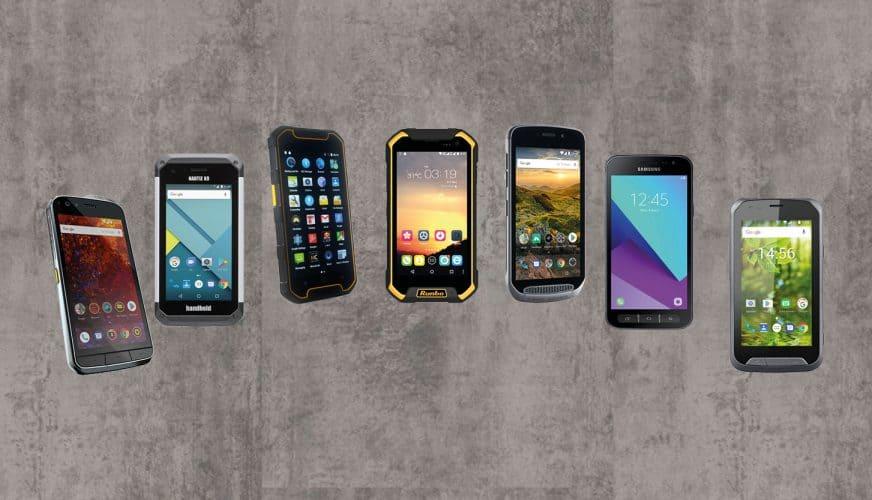 Översikt ruggade mobiler