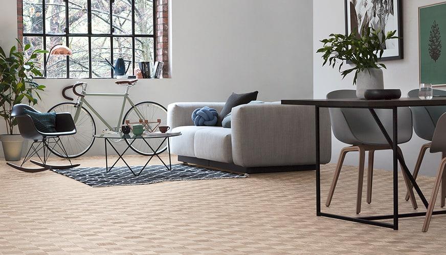 Nya golv enligt gamla traditioner